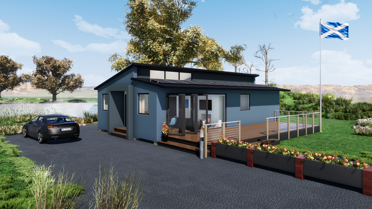 H3 HighCube Homes Shipping Container Home